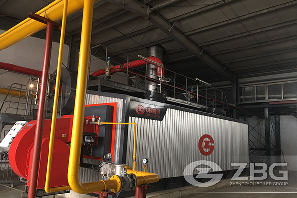 steam boiler for aac plant