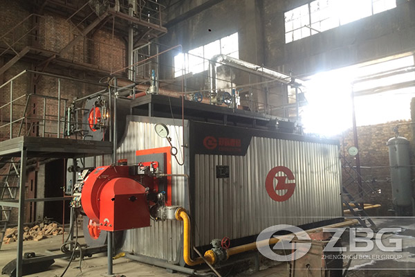 6 ton boiler for AAC