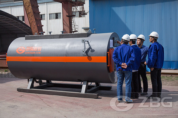china wood block fired steam boiler manufacturers