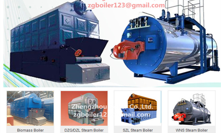 industrial boiler products