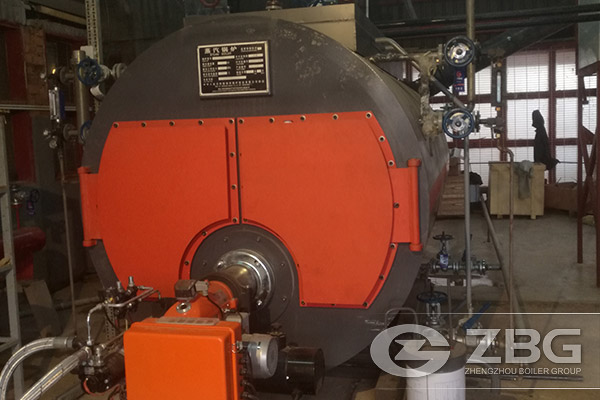 single-drum coal fired steam boiler